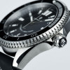 Ocean Two Steinhart Diver Watch Black - dial screwed crown