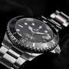 Ocean One 39 Steinhart Diver Watch - Black dial screwed crone