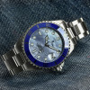 Ocean One 39 Steinhart Diver Watch blue - Watch front