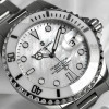 Ocean One 39 Steinhart Diver Watch white - white dial & ceramic bezel