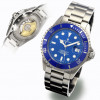 OCEAN One Steinhart Diver Watch Premium Blue - Front