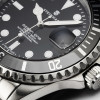 OCEAN 1 Steinhart Diver Watch BLACK Keramik - bezel screwed