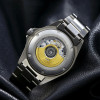 Ocean Titanium Steinhart Diver Watch 500 Premium - Back Stainless steel 316 L screwed with sapphire crystal