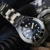 Ocean Titanium Steinhart Diver Watch 500 Premium - top view