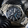 Ocean Titanium Steinhart Diver Watch 500 Premium - Strap Titanium 22mmx18mm screwed