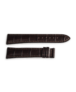 Strap Coffee croco grain size L