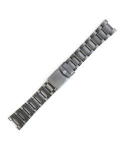 Titanium bracelet 22/18 mm for Ocean Titanium 500 and Racetimer incl. clasp
