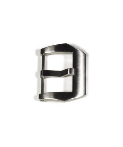 PRE-V buckle satined22 mm without logo
