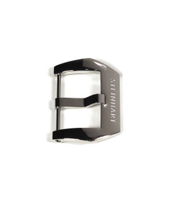 PRE-V buckle polished 22 mm with logo