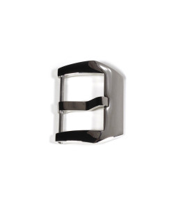 PRE-V buckle polished 22mm without logo