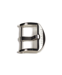 OEM buckle satined24 mm with logo