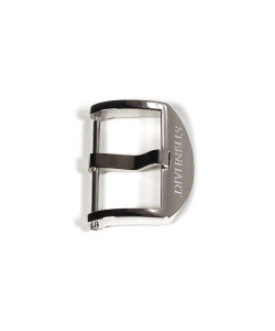 OEM buckle polished 24 mm with logo