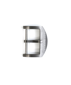 OEM buckle 18 mm stainless steel satined