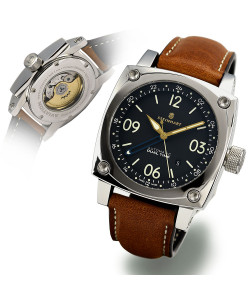 Aviation Dual Time Premium