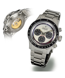 Ocean One Vintage Chronograph white