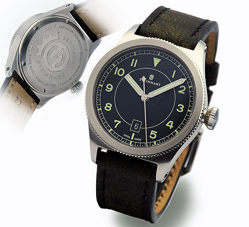 Military automatic black