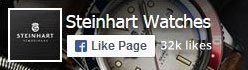 Steinhartwatches Facebook