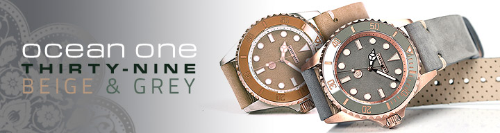 ocean one thirty nine steinhart watches