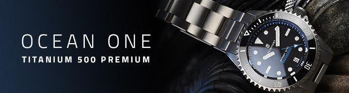 Ocean 1 Titanium 500 Premium