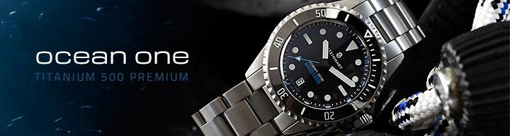 Ocean One Titanium 500 Premium